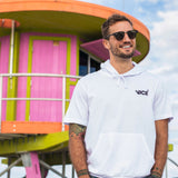 Vice Uniform City Edition Beach Club Short Sleeve Hoodie - 3