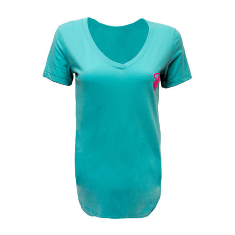 Ladies Miami Signature V-Neck Tee
