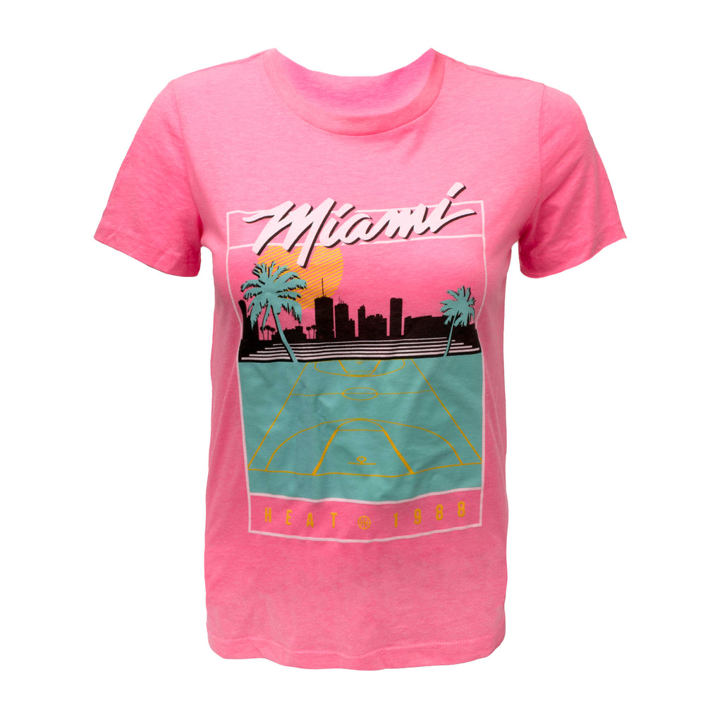 Ladies Sunset Court Tee - featured image