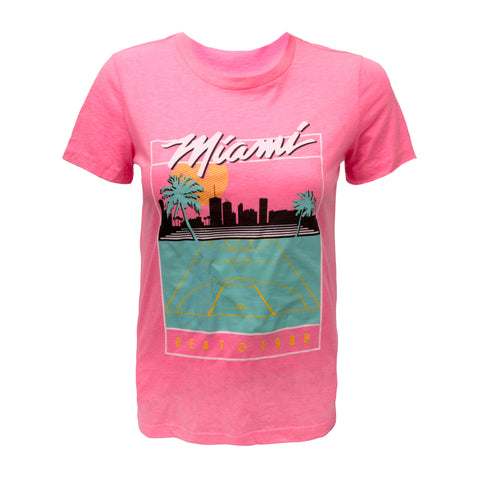 Ladies Sunset Court Tee