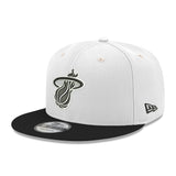 New ERA White Hot Ball 2 Tone Snapback - 3