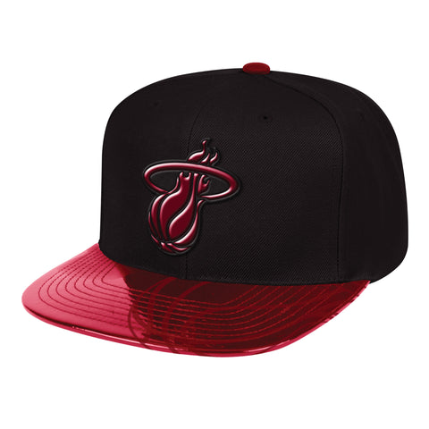 Mitchell & Ness Miami HEAT Team Standard Snapback