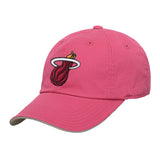 Miami HEAT Girls Pink Slouch Adjustable - 3