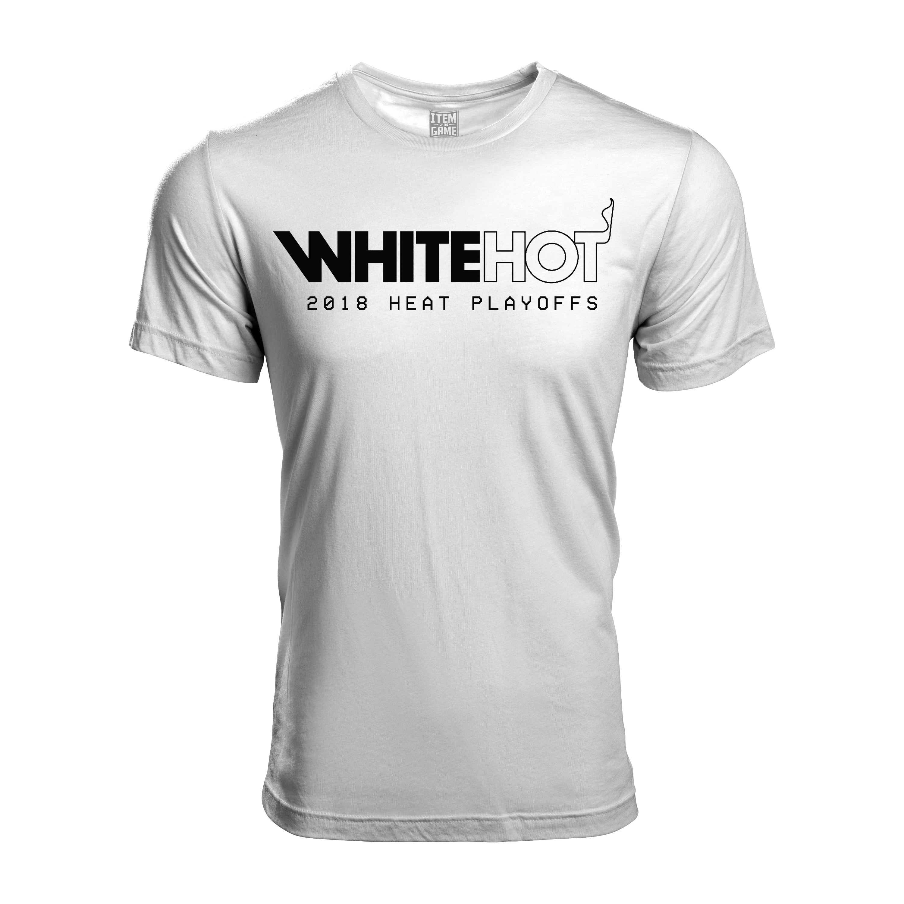 brand new a3f44 e7548 White Hot Playoff Tee