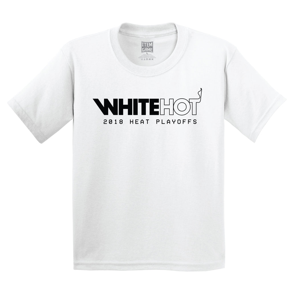 White Hot Playoffs Youth Tee - featured image