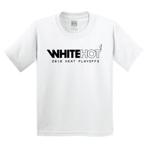 White Hot Playoffs Youth Tee