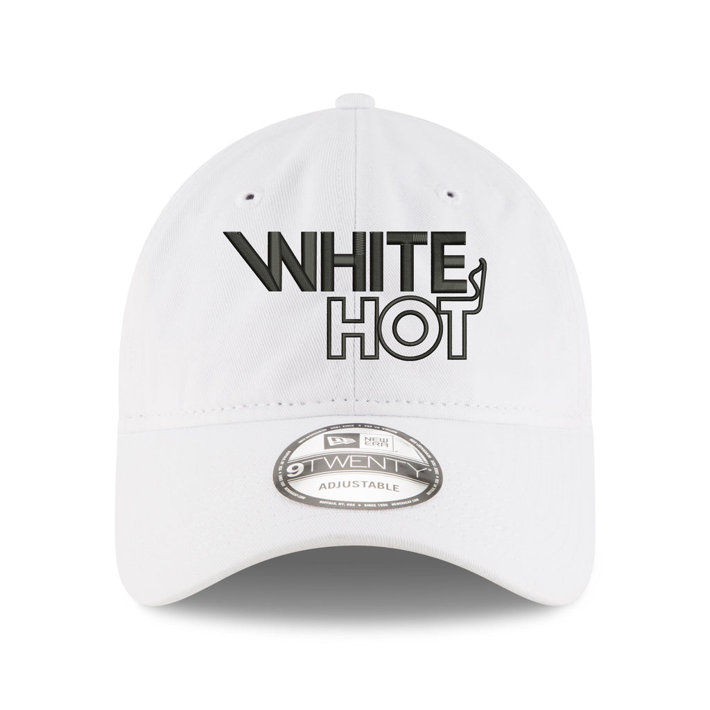 New ERA White Hot Logo Dad Hat - featured image