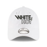 New ERA White Hot Logo Dad Hat - 1