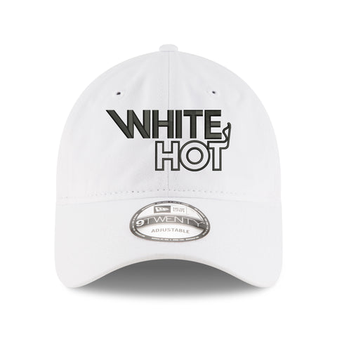 New ERA White Hot Logo Dad Hat