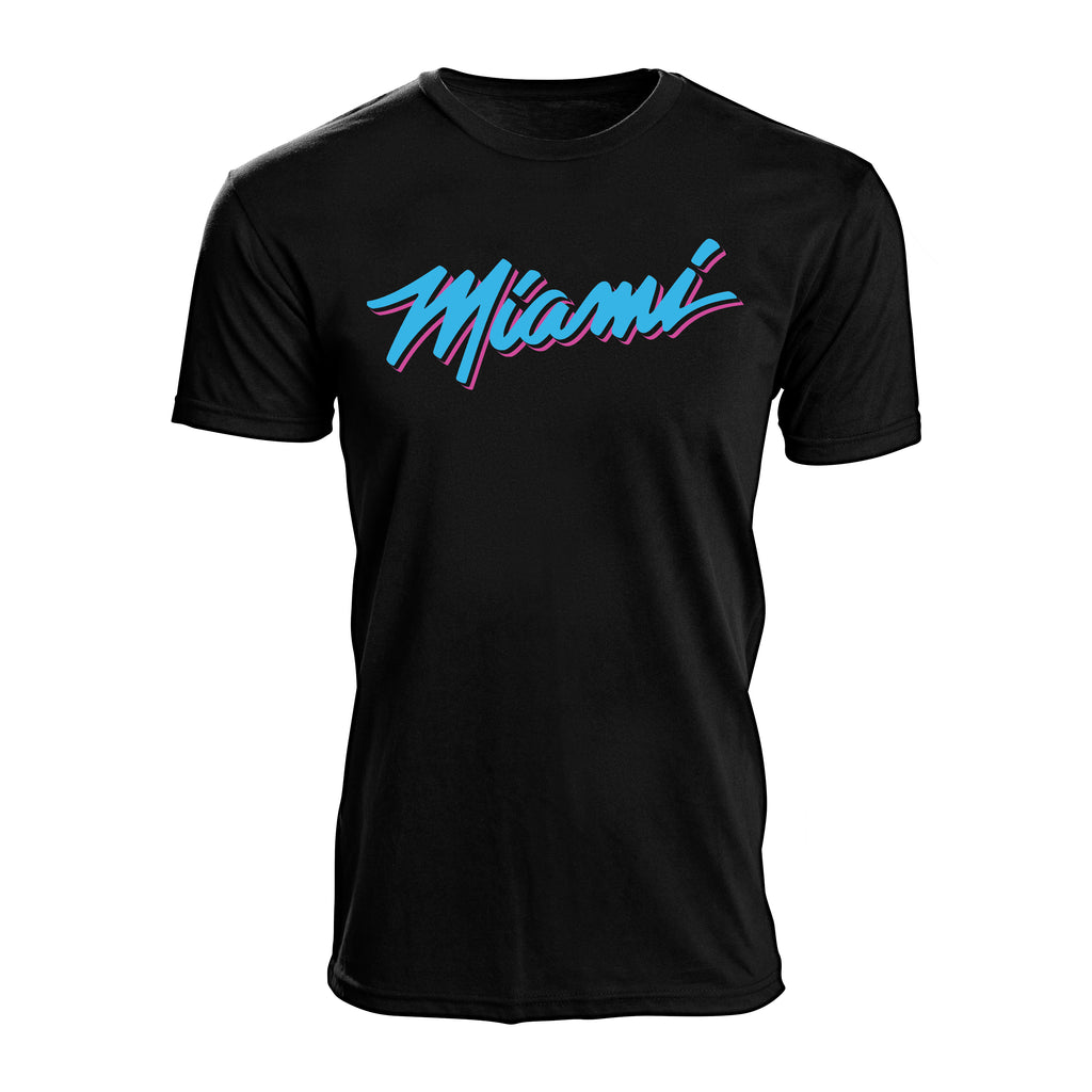 IOTG Miami HEAT Vice Nights Tee - featured image