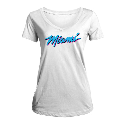IOTG Miami HEAT Vice Nights Ladies Tee
