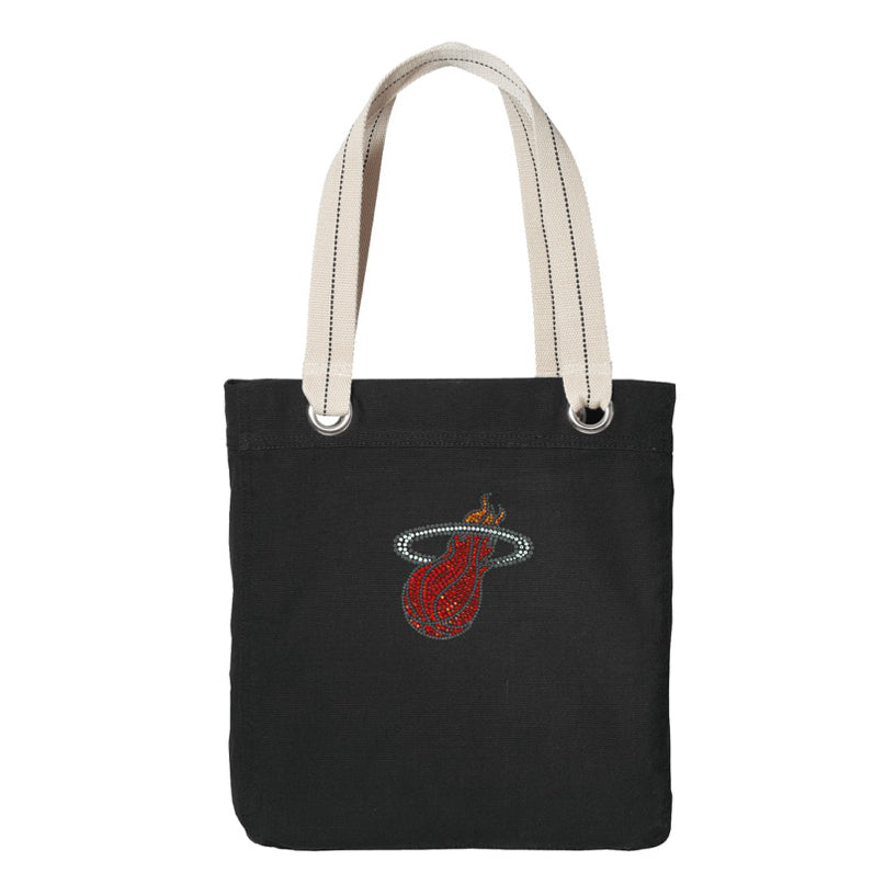 Bling it On Miami HEAT Bling Tote - featured image
