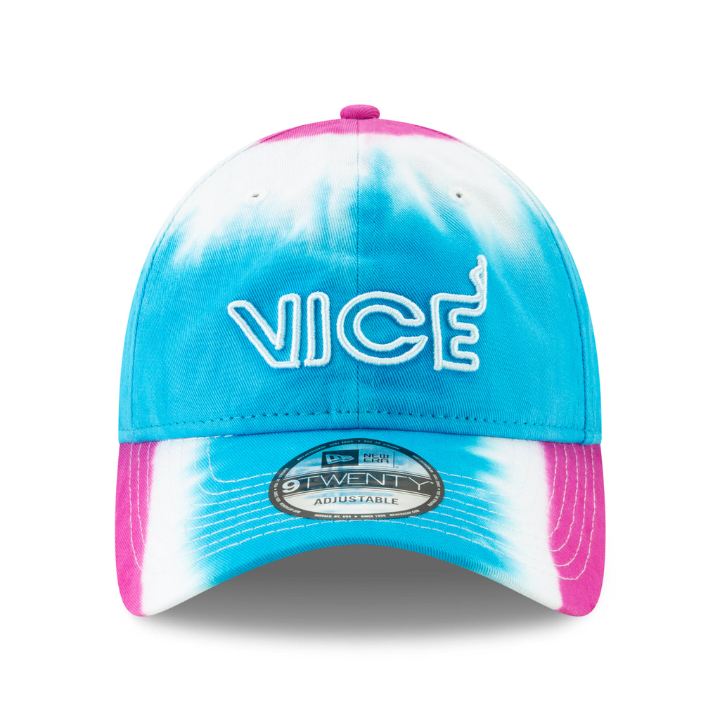 Court Culture Vice Tie Dye Dad Hat - featured image