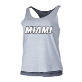 Concepts Sports Ladies Reversible Squad Tank - 2