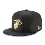 New ERA Miami HEAT 17 Draft Cap Fitted - 3
