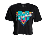 Court Culture HEAT Transit Ladies Cropped Tee - 1
