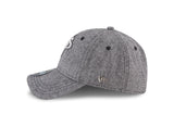 New ERA Miami HEAT Tweed Black Label Fitted Hat - 4