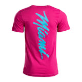 Court Culture Sunset Vice MIAMI Script Tee - 2