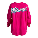 Court Culture Sunset Vice MIAMI Long Sleeve Unisex Pull Over - 2