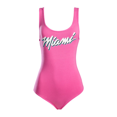 Court Culture Sunset Vice Signature Ladies Bodysuit