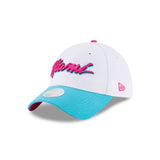 New ERA Miami HEAT Vice Uniform City Edition Dad Hat - 3