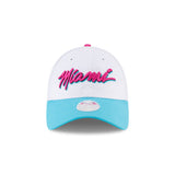 New ERA Miami HEAT Vice Uniform City Edition Dad Hat - 4