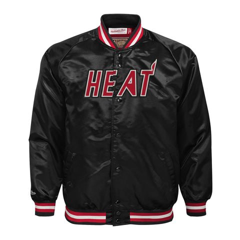 Mitchell & Ness Youth Lightweight Satin Jacket