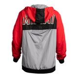 Court Culture Throwback Windbreaker Unisex Hoodie - 5