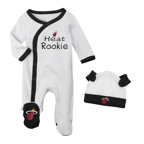 Miami HEAT Rookies Best 2 Piece Coverall Set