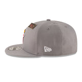 New ERA 2018 Draft Snap Grey - 3