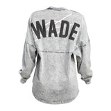 Court Culture Mineral Wash Wade Unisex Pullover - 2