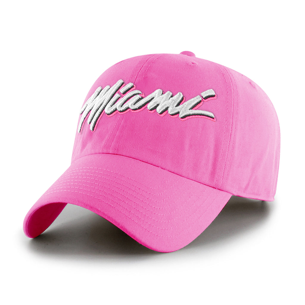 Vicewave Miami Pink Dad Hat - featured image