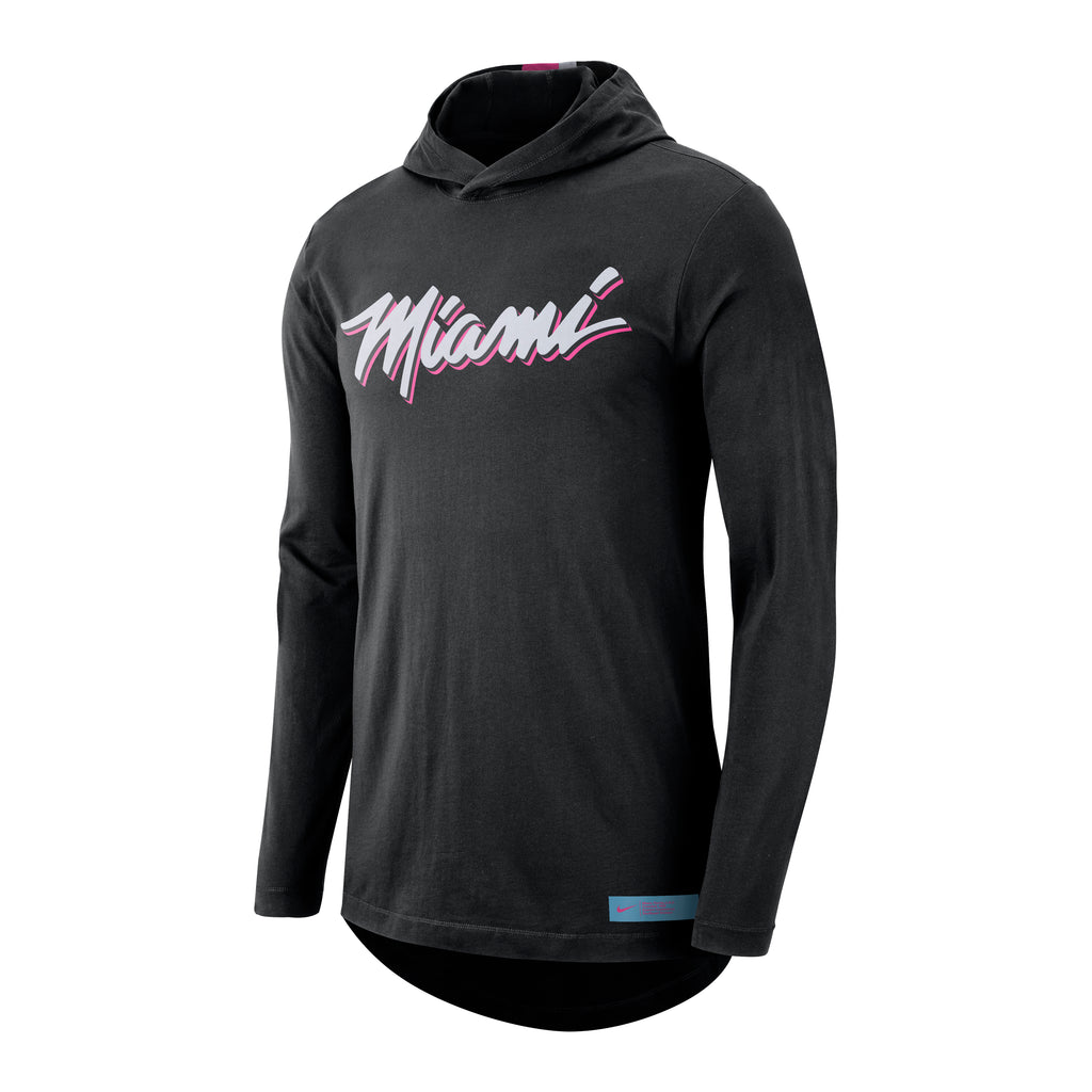 Nike ViceWave Long Sleeve Hooded Tee - featured image