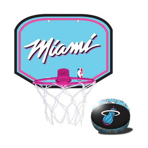 The Licensed Products ViceWave Miami Hoop Set