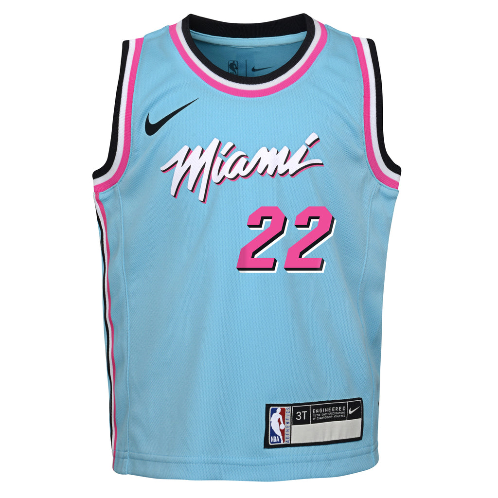 Jimmy Butler Nike ViceWave Toddler Replica Jersey - featured image