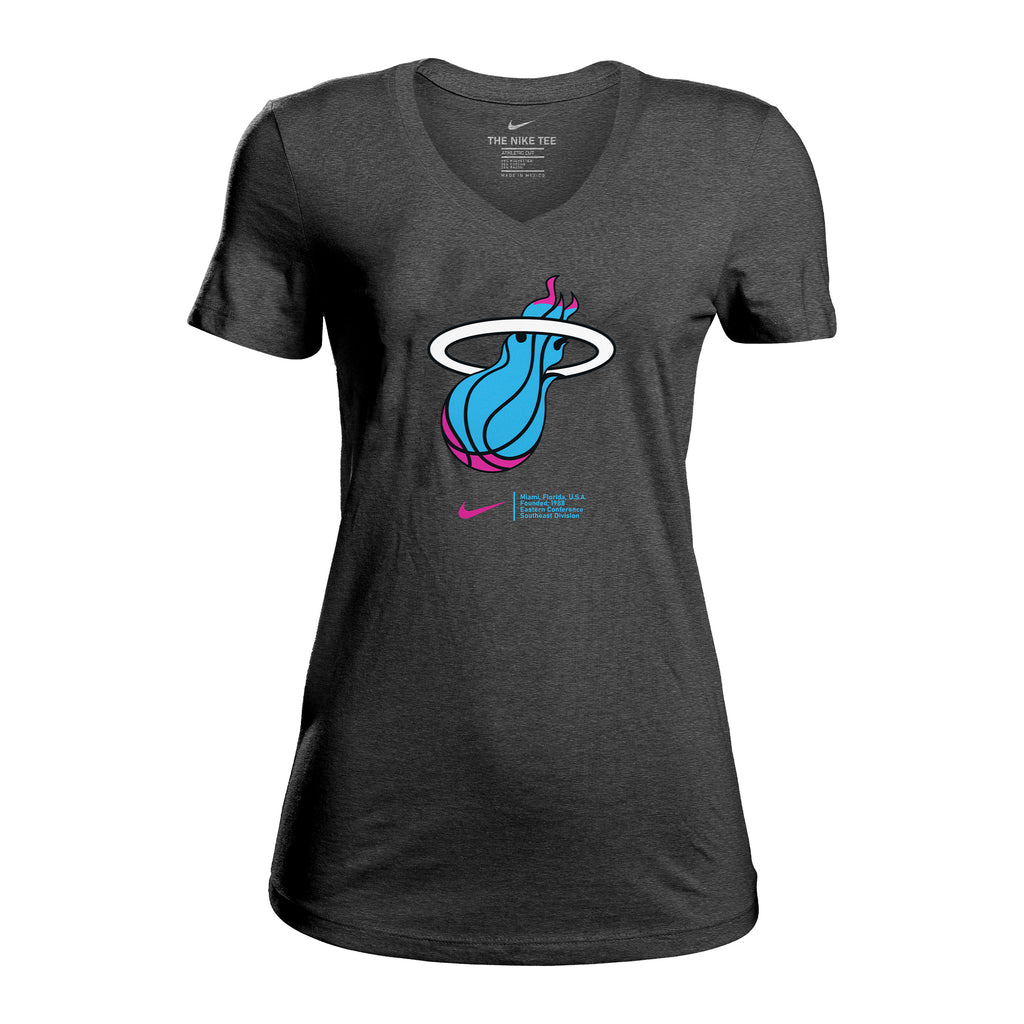Nike ViceWave Ladies Triblend V-Neck - featured image