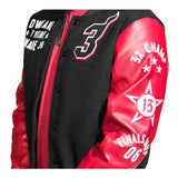 Court Culture Wade L3GACY Letterman Jacket - 6