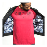 Court Culture Wade L3GACY Letterman Jacket - 7