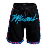 Court Culture ViceWave Tie Dye Shorts - 1