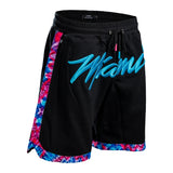 Court Culture ViceWave Tie Dye Shorts - 3