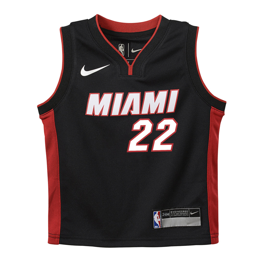 Jimmy Butler Nike Toddler Icon Black Replica Jersey - featured image