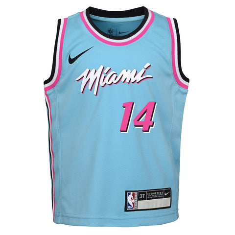 Tyler Herro Nike ViceWave Replica Toddler Jersey