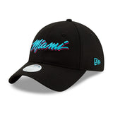 New ERA Miami HEAT Vice Nights City Series MIAMI Youth Dad Hat - 3