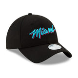New ERA Miami HEAT Vice Nights City Series MIAMI Youth Dad Hat - 4