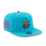 New ERA Miami HEAT Vice Nights Beach Club Golfer Snapback - 4