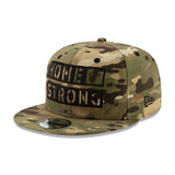 New ERA Home Strong Snapback - 3