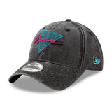 New ERA Miami HEAT Vice Nights Wash Dad Hat - 3