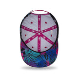New ERA Miami HEAT Vice Nights Pattern Snapback - 5