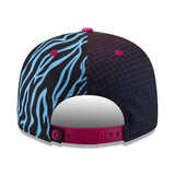 New ERA Miami HEAT Vice Nights Pattern Snapback - 2