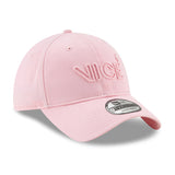 New ERA Miami HEAT Vice Nights Pink Dad Hat - 4